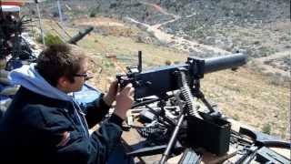 Big Sandy Machine Gun Shoot March 2013
