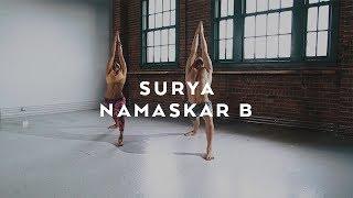 Video Sun B Yoga Flow with Deepika Mehta & Mark Robberds download MP3, 3GP, MP4, WEBM, AVI, FLV Mei 2018