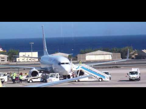 Gran Canaria International Airport - Aeropuerto De Gran Canaria ( LPA-GCLP )
