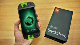 Xiaomi Black Shark Unboxing & Hands-On Review