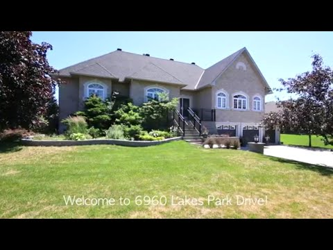Ottawa Home For Sale | 6960 Lakes Park Dr | Bennett Property Shop Realty