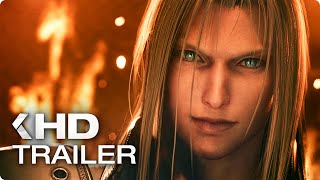 FINAL FANTASY 7 Remake Extended Gameplay Trailer German Deutsch (2020)