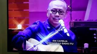 Lagu Terindah Camelia Dibawa Ebiet G Ade DiPanggung Mata Najwa Sangat Merdu