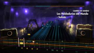 Rocksmith 2014 -  Las Habladurias del mundo - Pescado Rabioso (Lead)