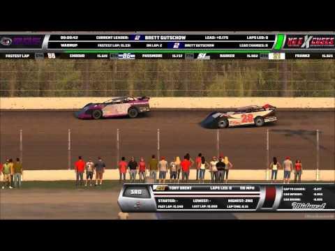 GSR Dream @ Eldora Speedway - Heat 1