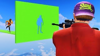 ONE CHANCE TO MAKE THE SHOT! - GTA 5 Funny Moments