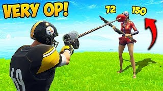 *OP* GRAPPLER CAN NOW KILL PLAYERS?! - Fortnite Funny Fails and WTF Moments! #390