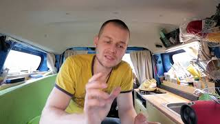 Leben im Auto: Erster Defekt am Dacia Dokker Minicamper nach 75tkm