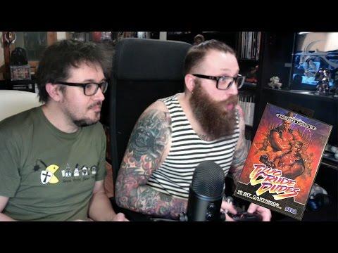 Two Crude Dudes - Sega Mega Drive