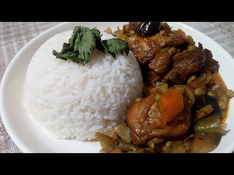 sauce-légumes-au-poulet