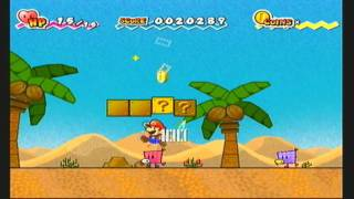 Super Paper Mario - Playthrough [Part 5 - Chapter 1-3 (2/2)] [ENG]