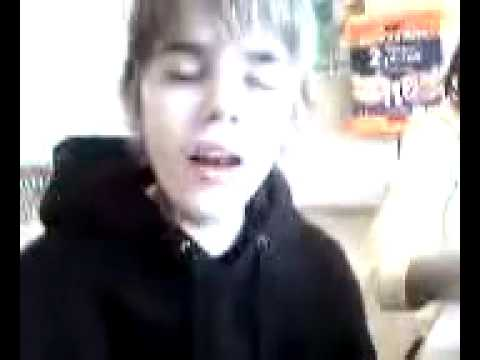 Rare Video Justin Bieber With Friends Age 13 *WATCH*