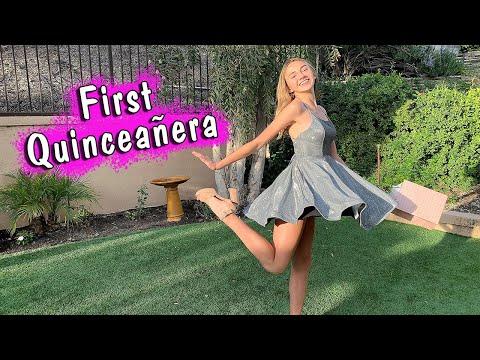 GRWM First Quinceañera | Kayla Davis