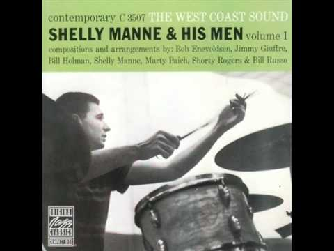 Shelly Manne and His Men featuring Bud Shank - Afrodesia
