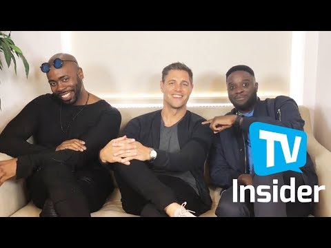 The Men of 'The Bold Type' Talk Season 2  TV Insider