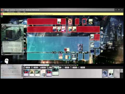 Android: Netrunner - kiv (Blue Sun Daily Business Combo) vs sincilbanks (Katman D4v1d)