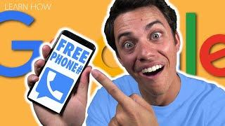 google voice how to get a free phone number