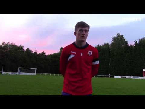 Pre season interview with Joe Ferguson