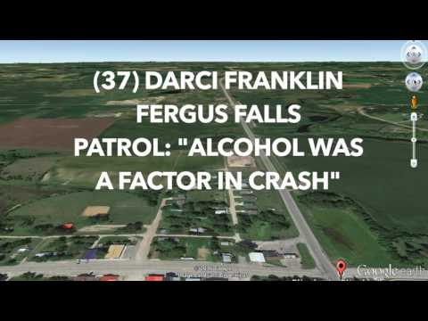 STATE PATROL: Alcohol a Factor in Ottertail Co. Crash that Injures 2