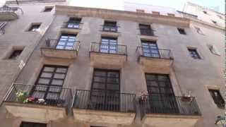 Rehabilitació de 9 habitatges de Ciutat Vella per a veïns del barri