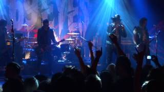 Still waters run deep - The 69 Eyes live @ Tavastia, 06.09.2014: 25 Years of Rock