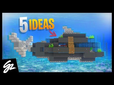 5 House Ideas in Minecraft 1.13