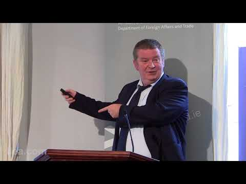 Dr Mike Ryan - The World Health Organisation – Addressing Health Emergencies Around the Globe