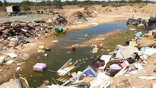 Seeing My Country Die Before My Eyes... Salinity & Rubbish Dump Groundwater Contamination