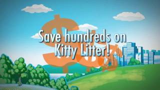Amazing! - CitiKitty Cat Toilet Training Kit.mp4