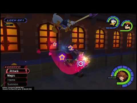Kingdom Hearts Final Mix (PS4): Sniper Wild Guide