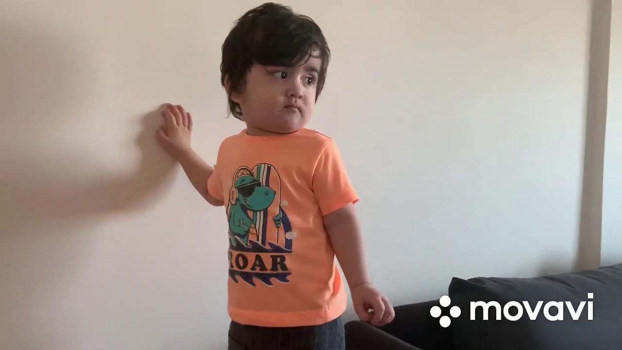 Toddler's milestones   14 month old's development activities    three little vloggers