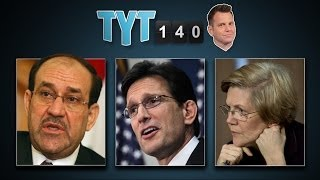 Iraq Disintegrating, GOP Disarray, Student Debt & Meat Rushmore | TYT140 (June 12, 2014)