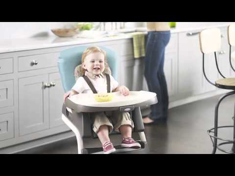 Graco Ready2Dine Highchair – Product Video