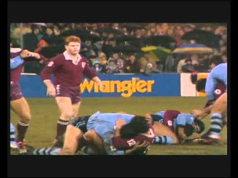 State of Origin - Big Hits and Brawls
