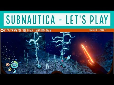 Subnautica S2 Ep 13 Magnetite, blood oil, and synthetic fibres