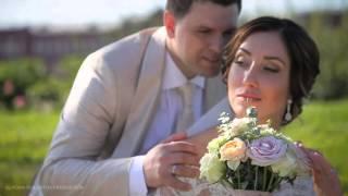 Классическая свадьба Анны и Евгения 22 08 15