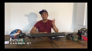 Evolve Carbon GT, le plus cher et le meilleur d'Evolve ? #vlog4