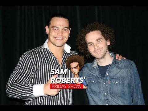 Sam Roberts & Bo Dallas - Family, IRS, Bray Wyatt, Bolieve gimmick, etc