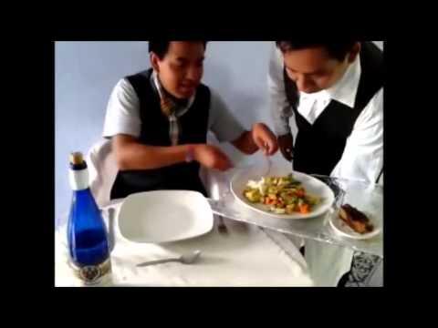 5 tipos de servicio en un restaurant gastronom a equipo for Tipos de comida francesa