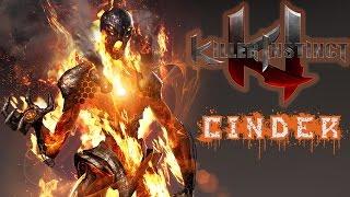 Killer Instinct - CINDER Gameplay! (vs H2O Delirious)