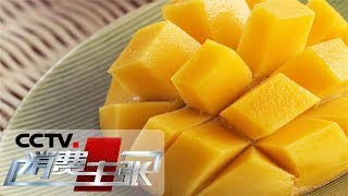 《消费主张》 20190506 水果里的消费升级:树上熟芒果到底贵在哪儿?| CCTV财经