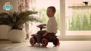 Poganjalec za otroke avto Next Bobby Car BIG z zvo