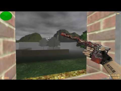 Сериал Counter-Strike 1.6 - Зомби апокалипсис №1 серия