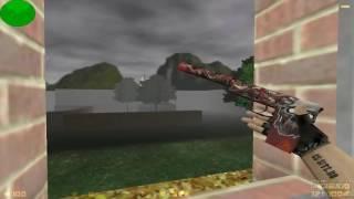 Сериал Counter Strike 1.6 Зомби апокалипсис 1 серия