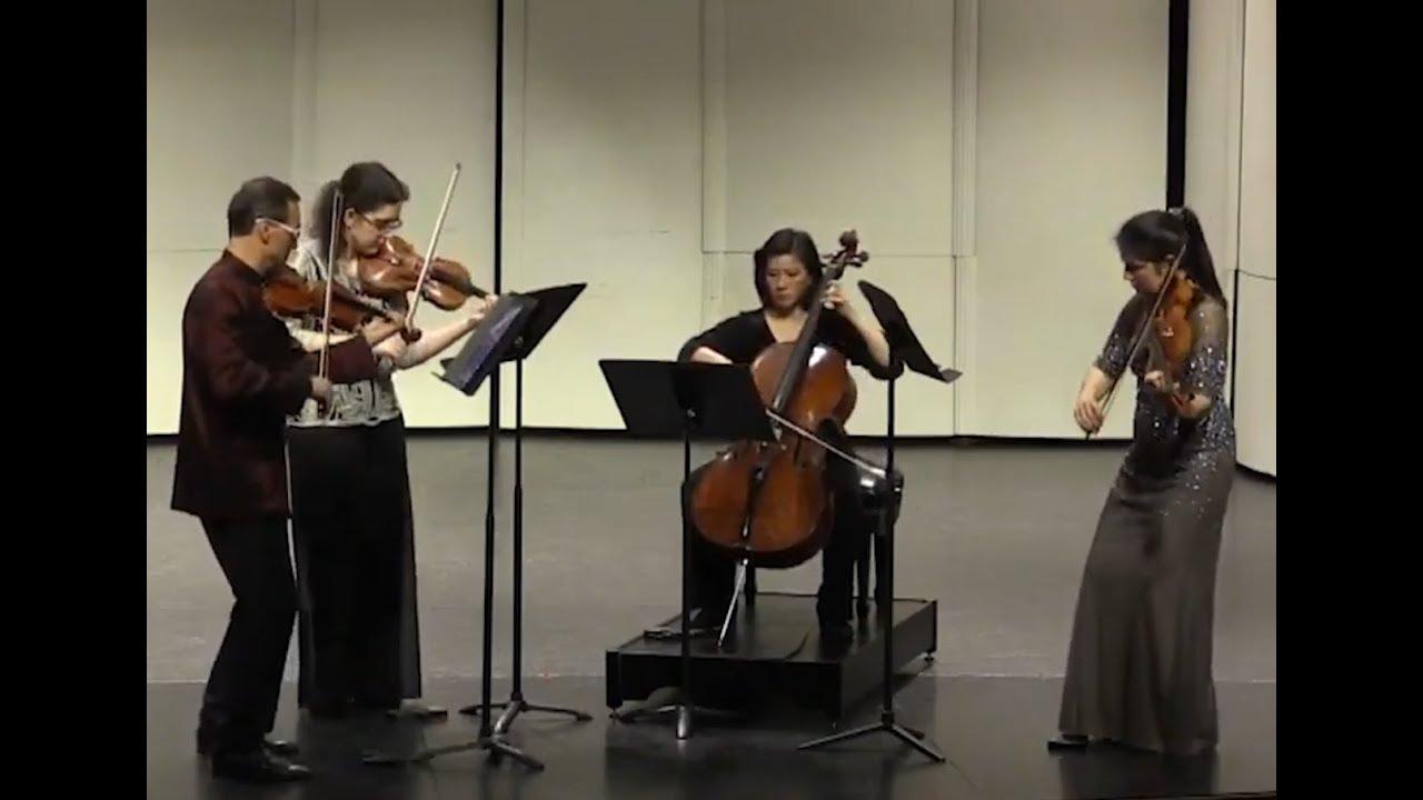 Ep 49 - Carpe Diem String Quartet | Brattleboro Community TV