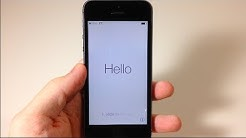 How to Set Up your new iPhone 5s - iPhone Hacks