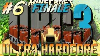 UN FINALE COL BOTTO - Minecraft UHC3 ITA #6 w/TearlessRaptor, Ulisse1996