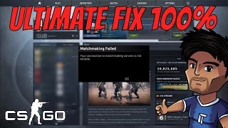 Not you to Cs go matchmaking connected servers are