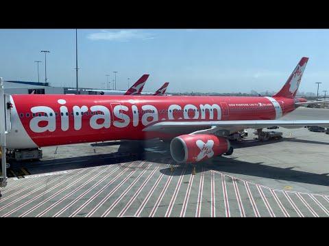 Aviation TripReport | AirAsia X (Economy Class) | Airbus A330 | Kuala Lumpur(KUL) - Sydney(SYD)