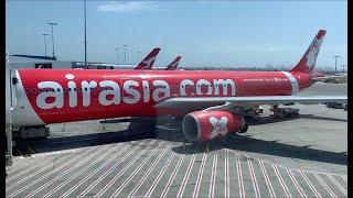 Aviation TripReport   AirAsia X (Economy Class)   Airbus A330   Kuala Lumpur(KUL) - Sydney(SYD)